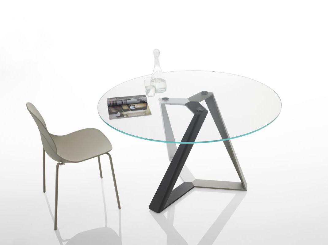 Mille Round Dining Table