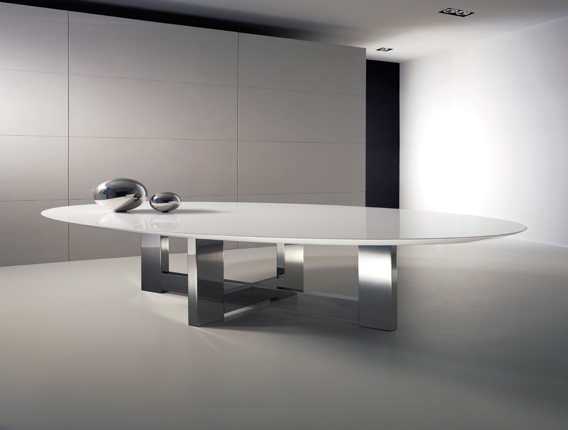 One & Only Oval Dining Table