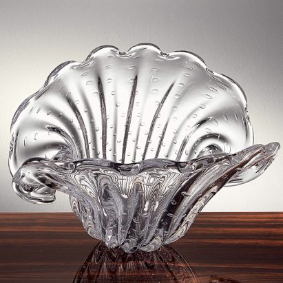 Murano Shell sculpture