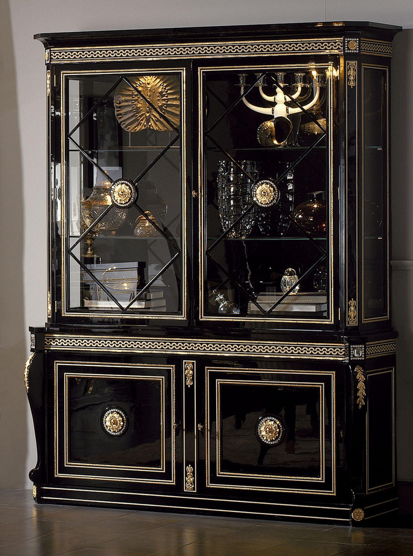 Neva Display Cabinet