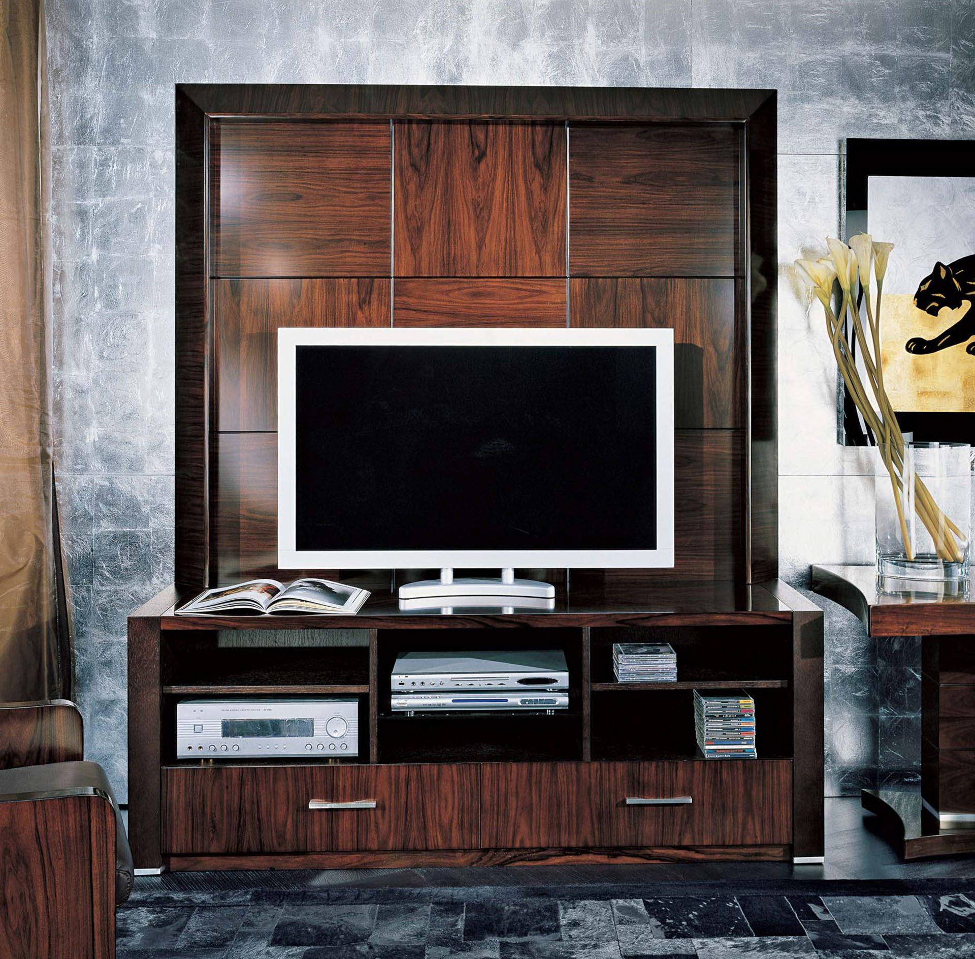 Paradiso TV Wall Unit