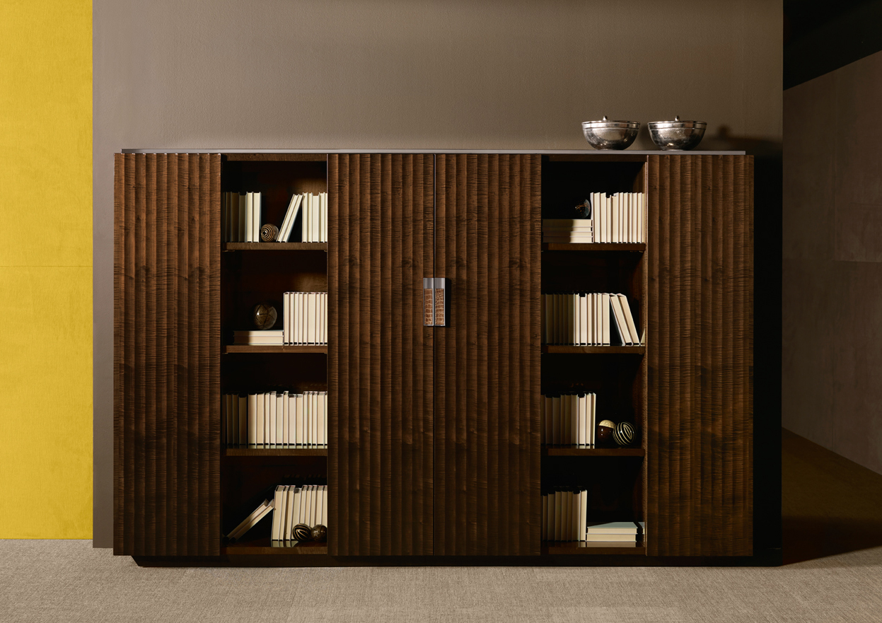 Red Carpet Bookcase