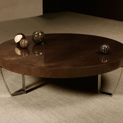 Red Carpet Round Coffee Table