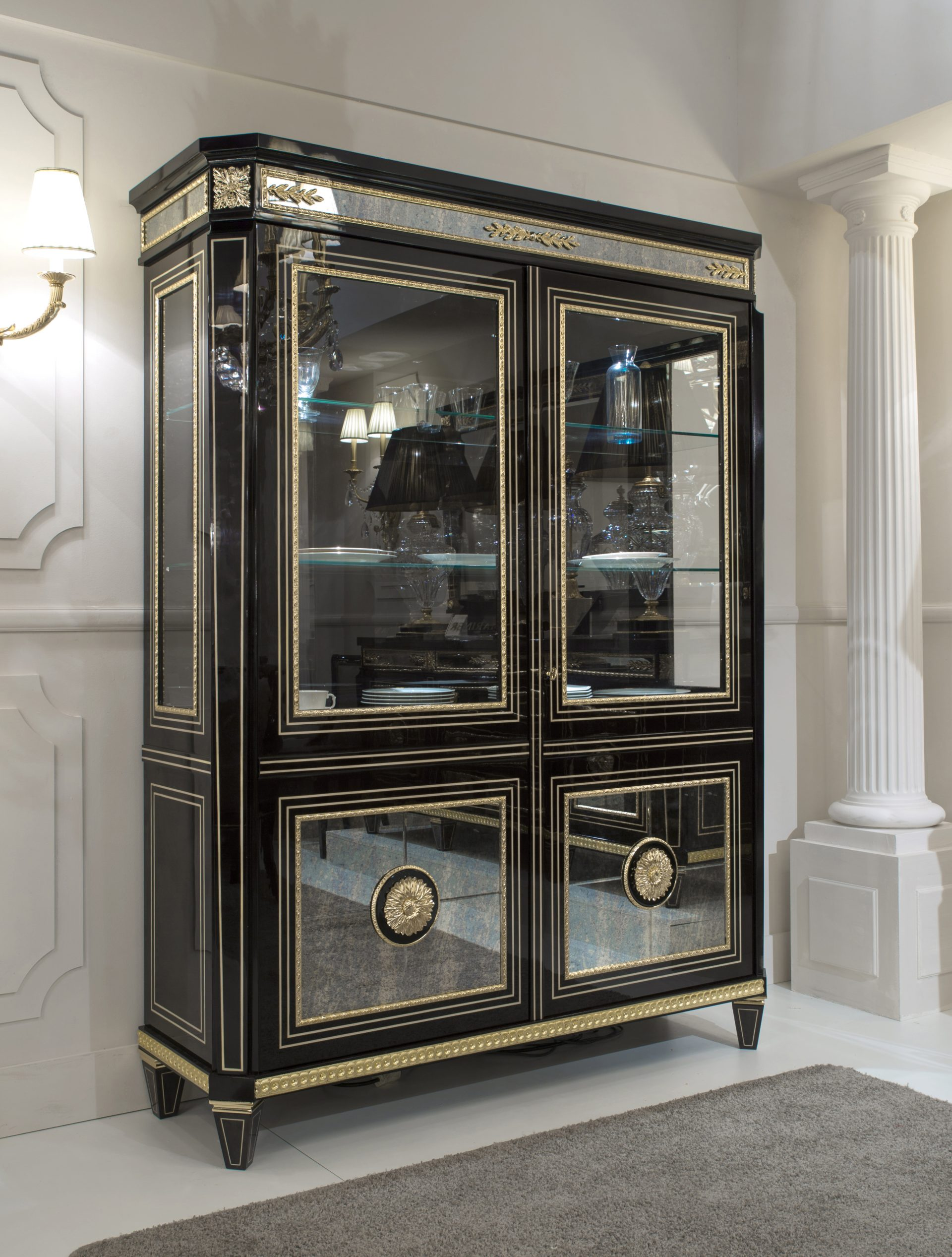 Richmond Display Cabinet