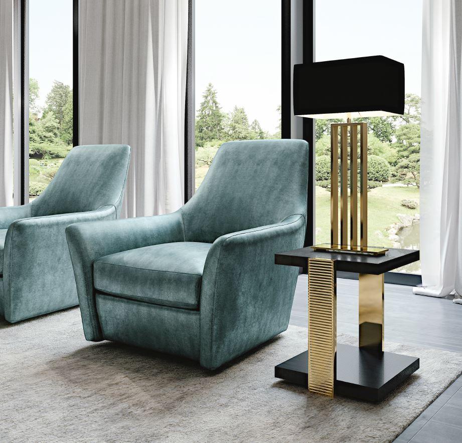Secret Love Bergere Occasional Chair