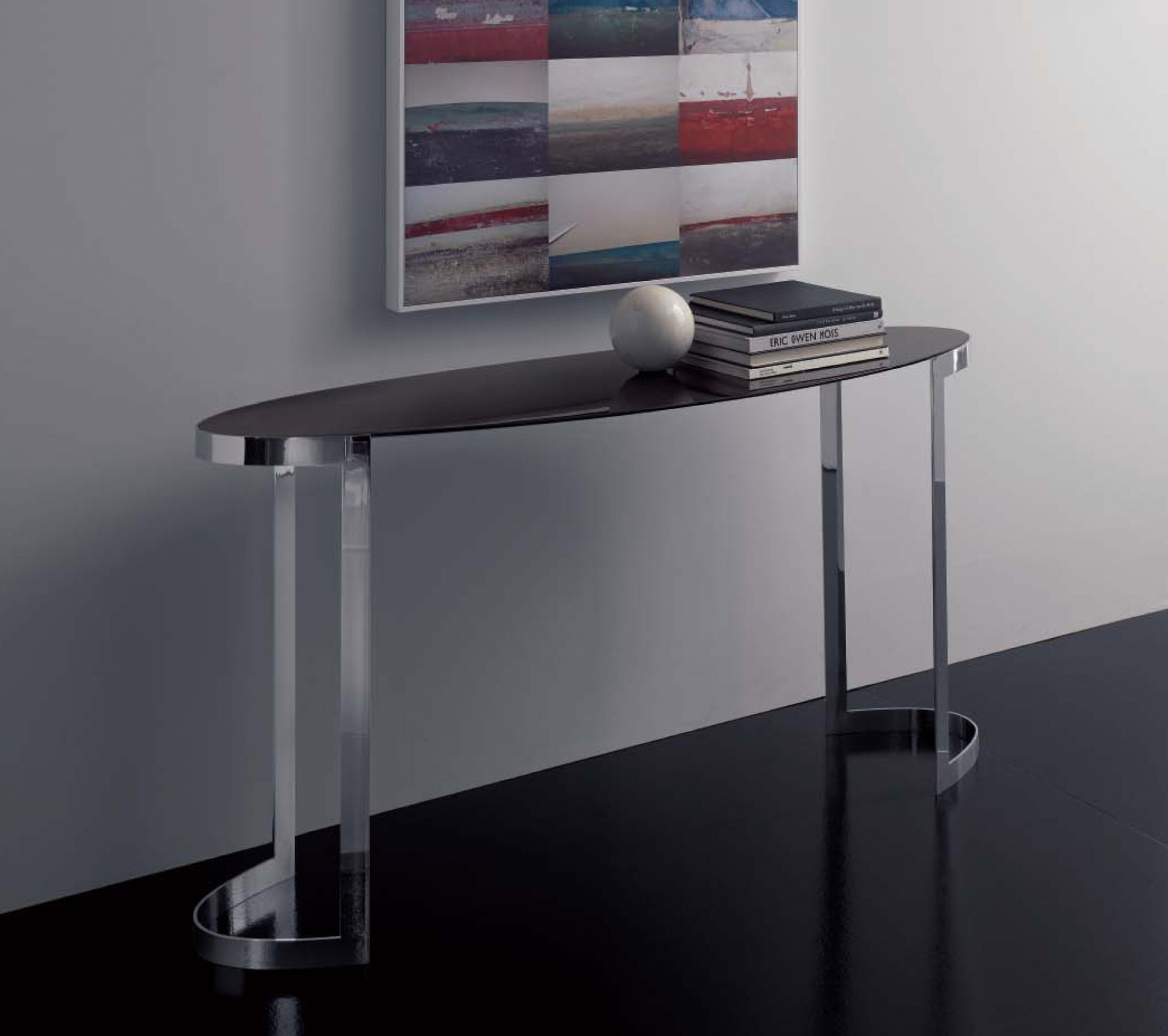 Solitaire Console Table