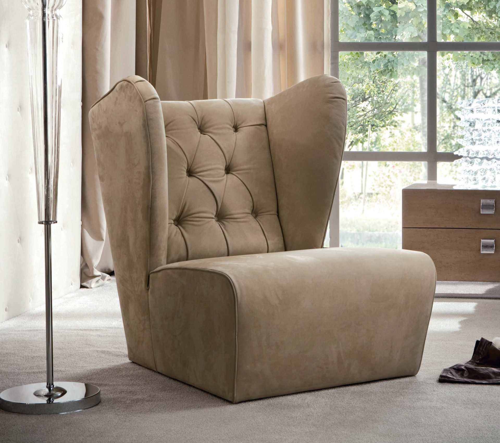Sunrise Bergere Occasional Chair