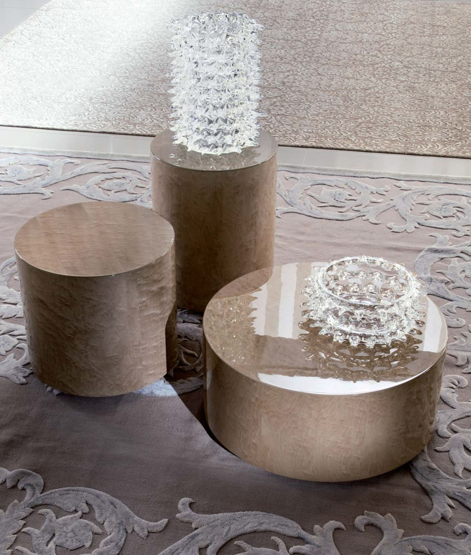 Vogue Set of Vases