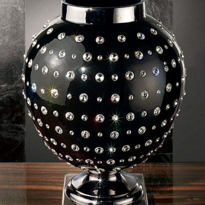 Swarovski Ball Vase