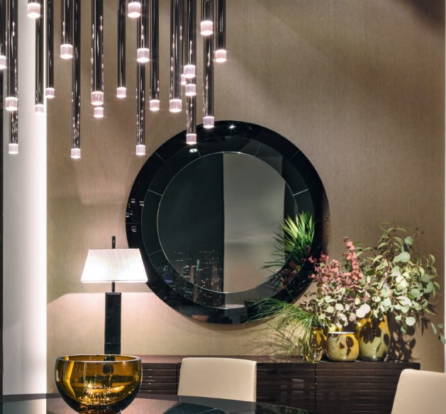Perfect Time Wall Mirror
