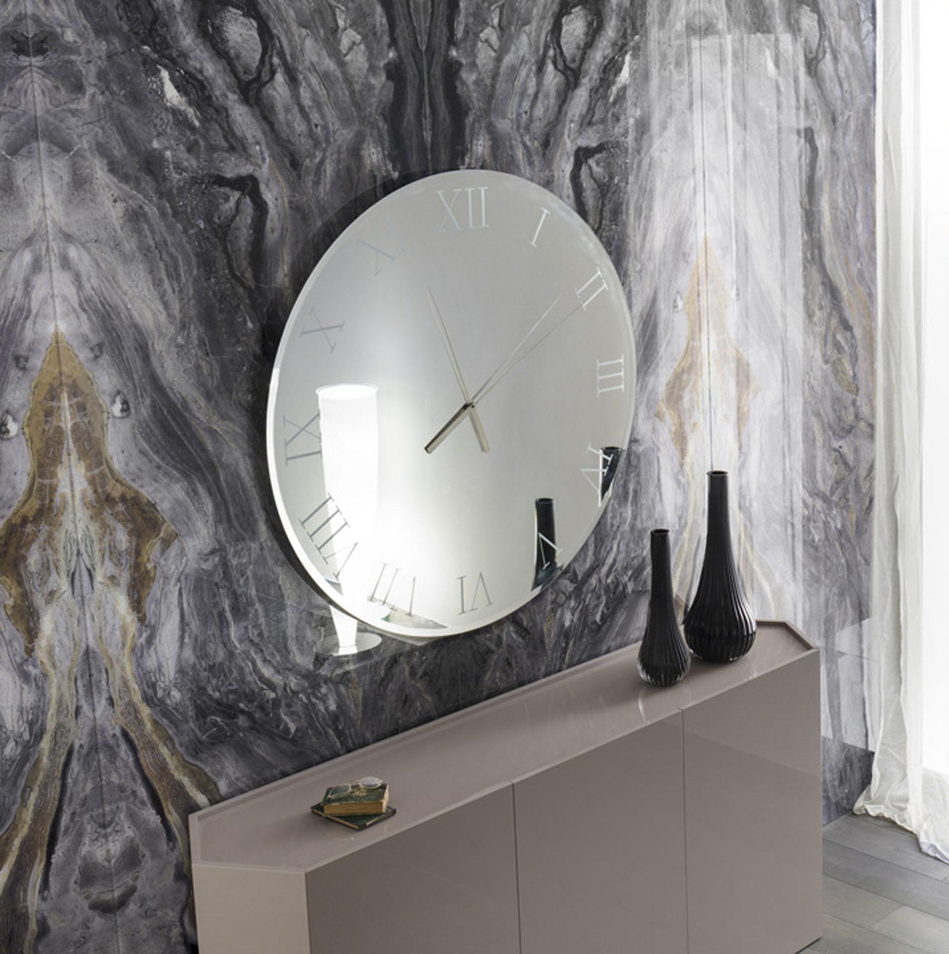 Titanium  Wall Mirror