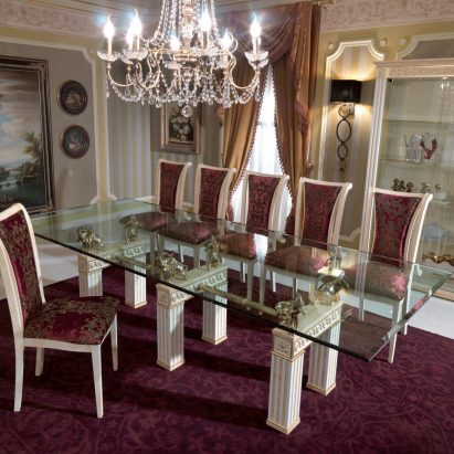 Exedra Dining Table