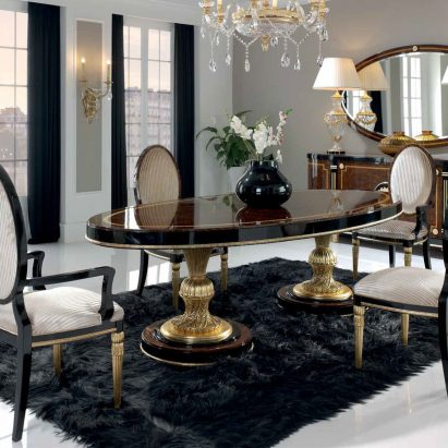 Les Marais Dining Table
