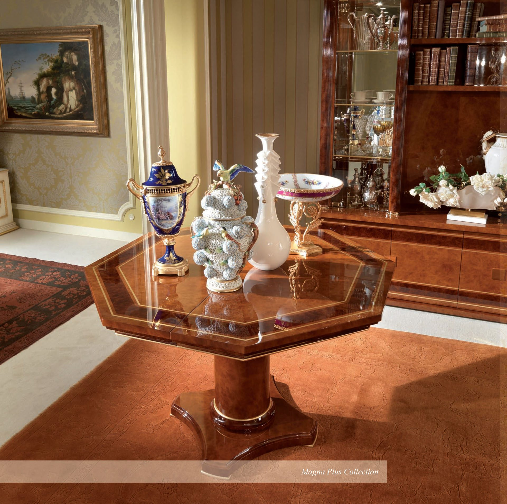 Magna Plus Dining Table
