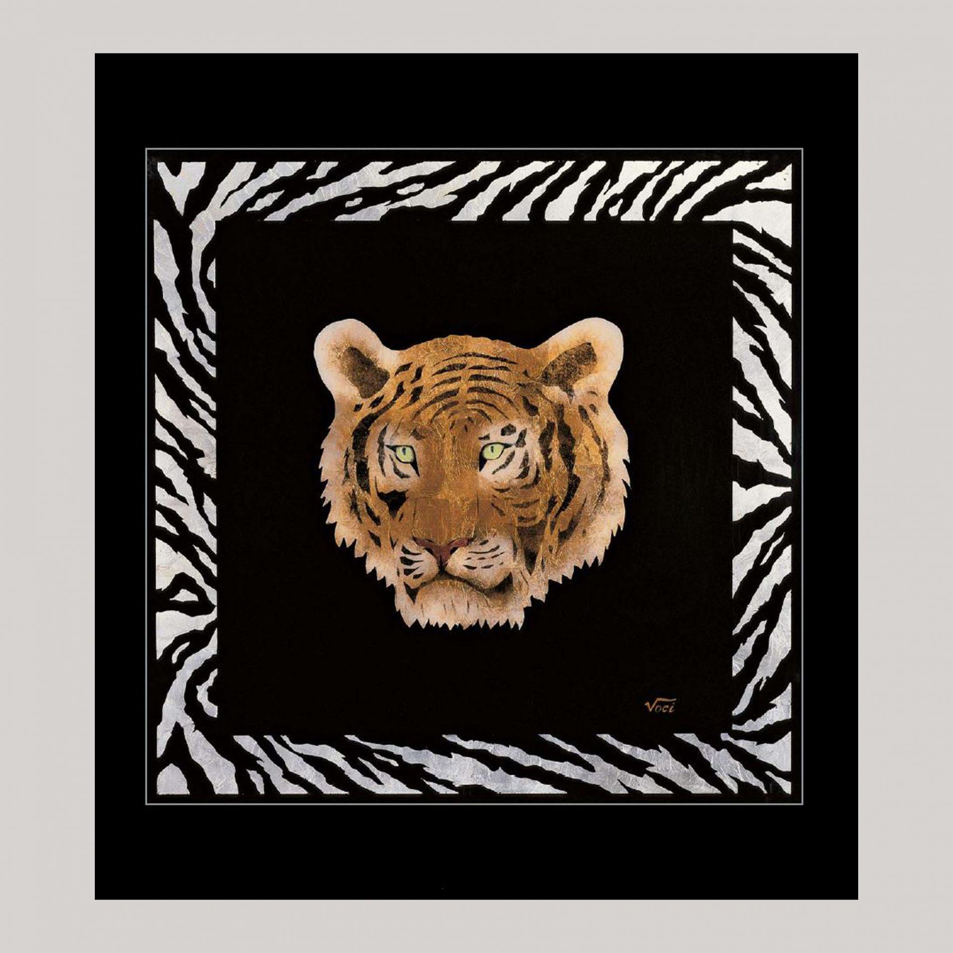 Borneo Tiger
