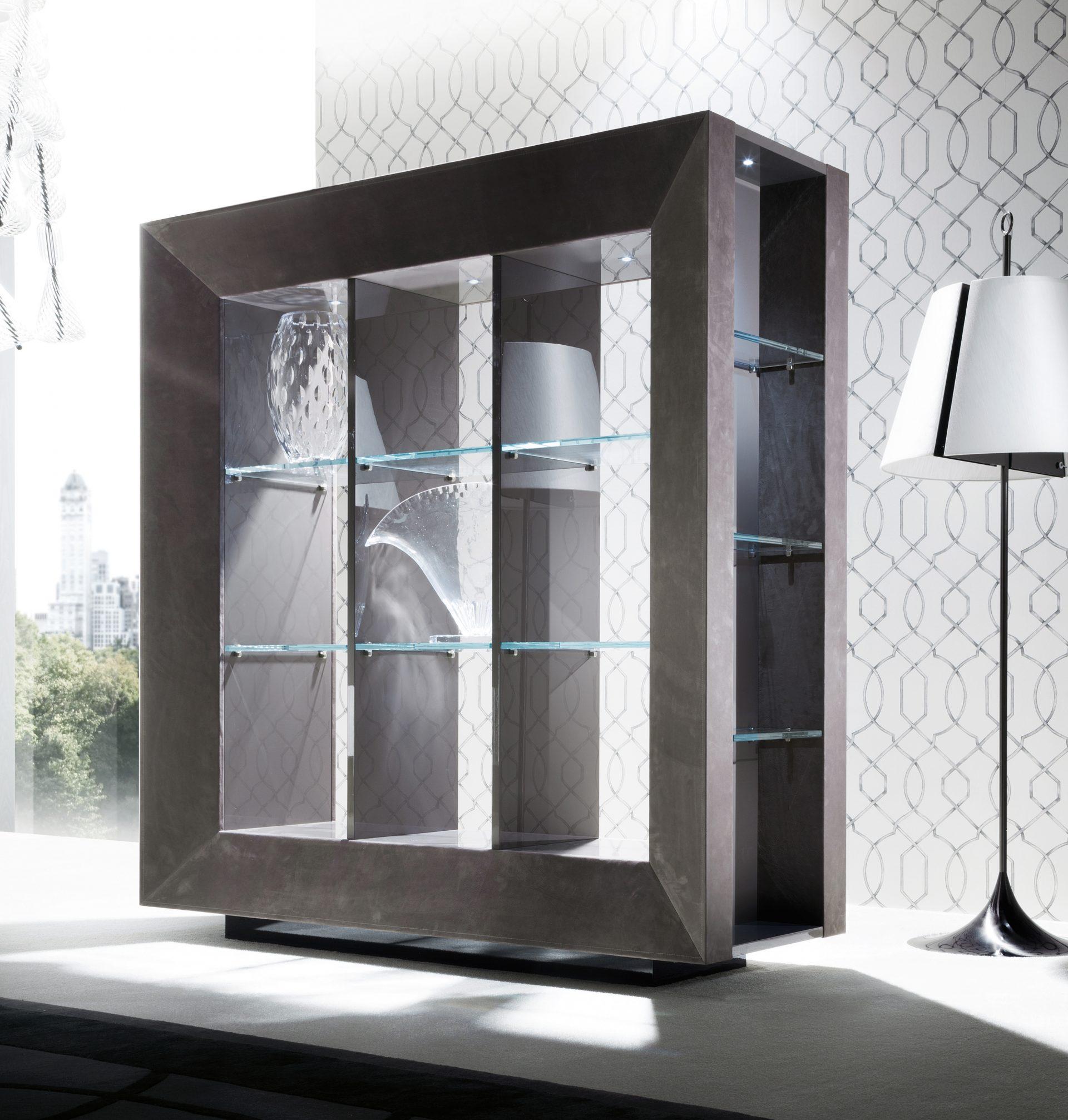 Vision Bifacial Display Cabinet