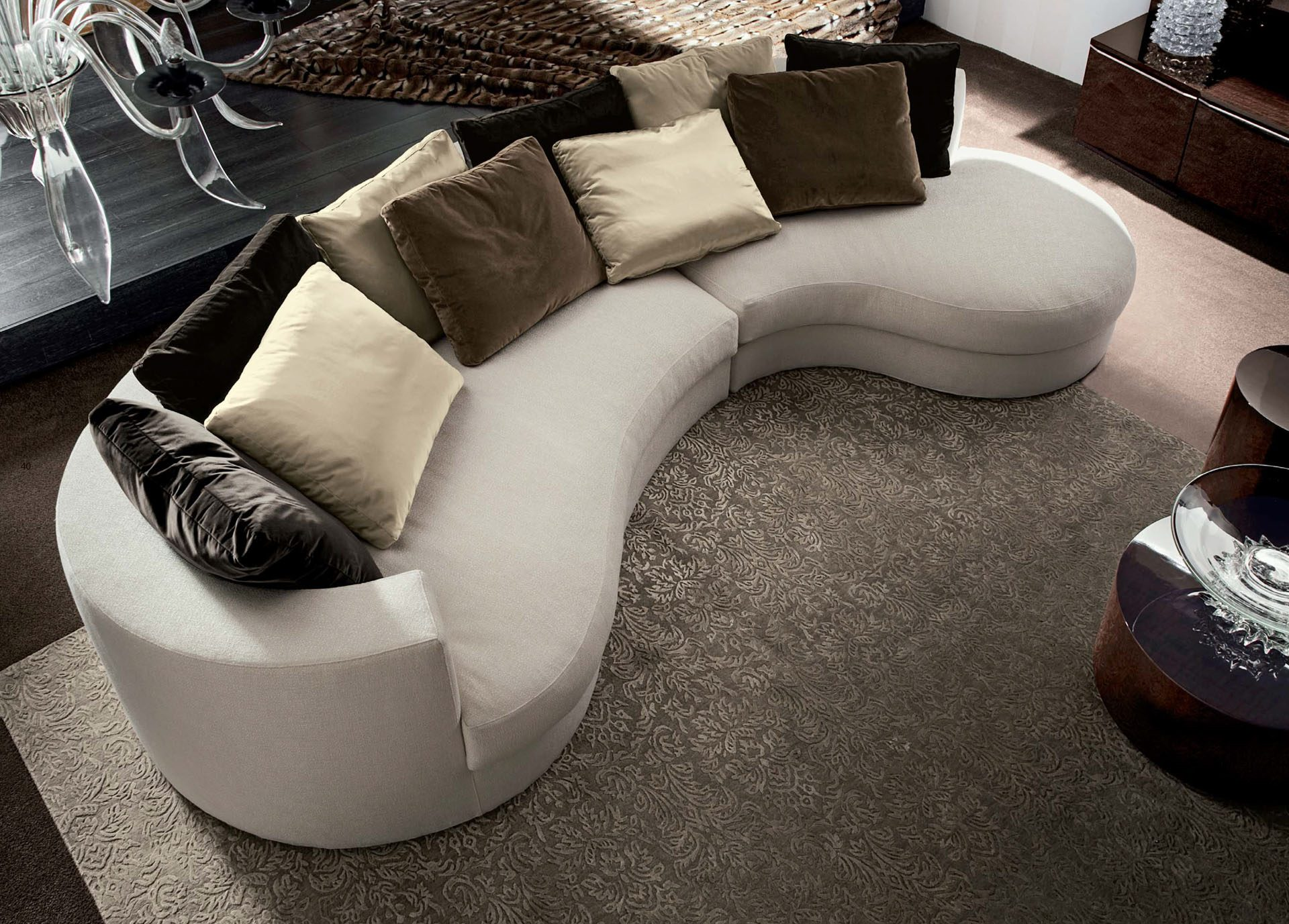 Vogue Curved Lounge