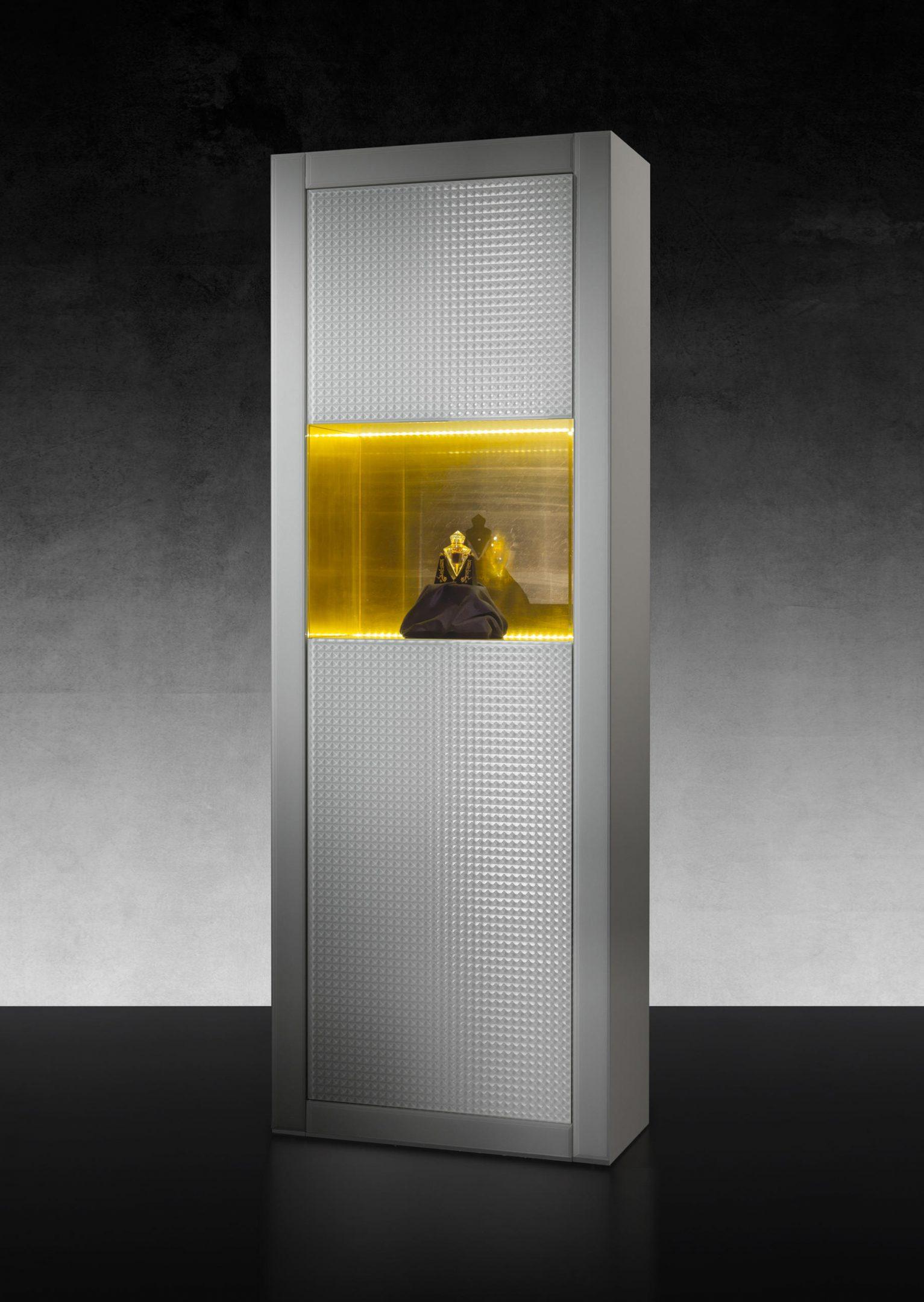 Diamante Display Cabinet