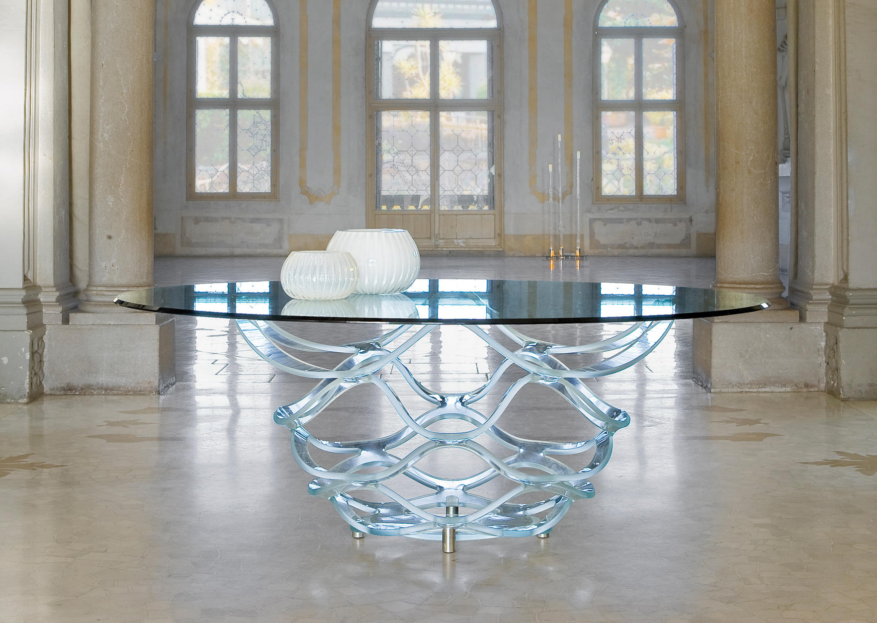 Neolitico Dining Table
