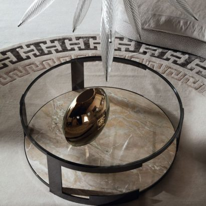 Alchemy Marble Coffee Table