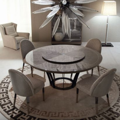 Alchemy Round Dining Table