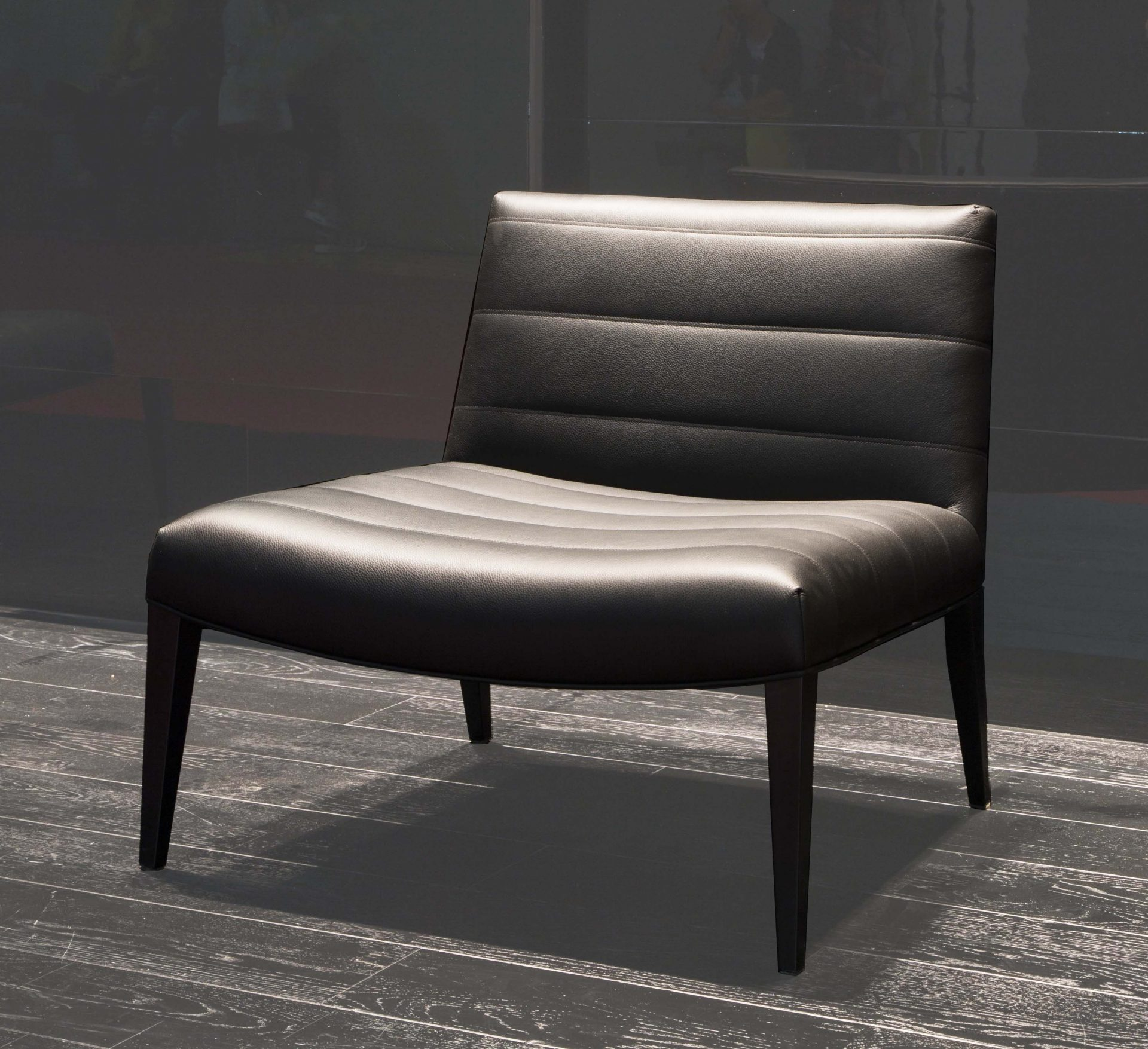 Black and More Occasional Chair