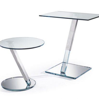 Upside Down Side Table