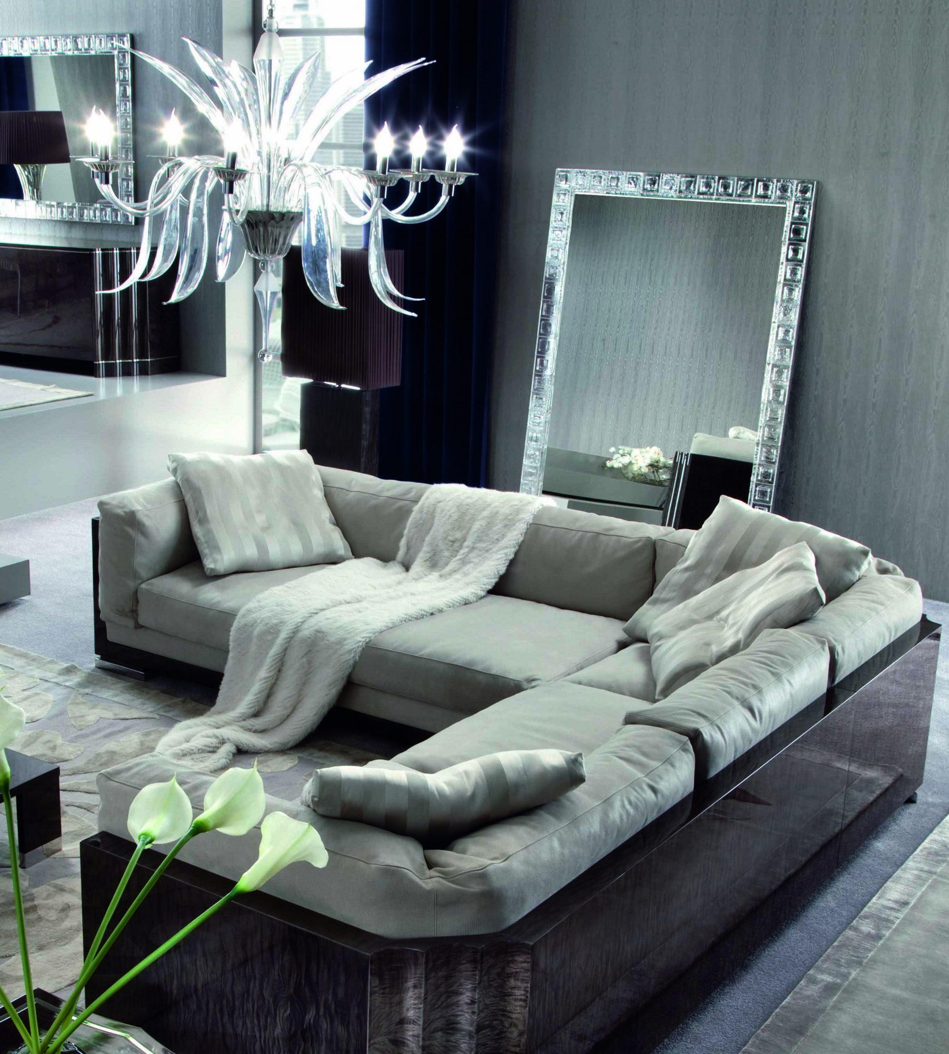 Murano Floor Mirror