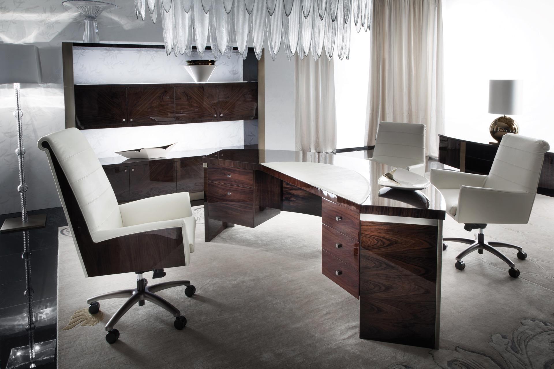 Coliseum Executive Desk
