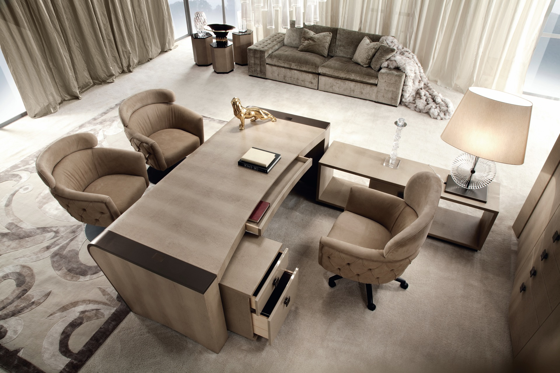 Lifetime Executive Chair