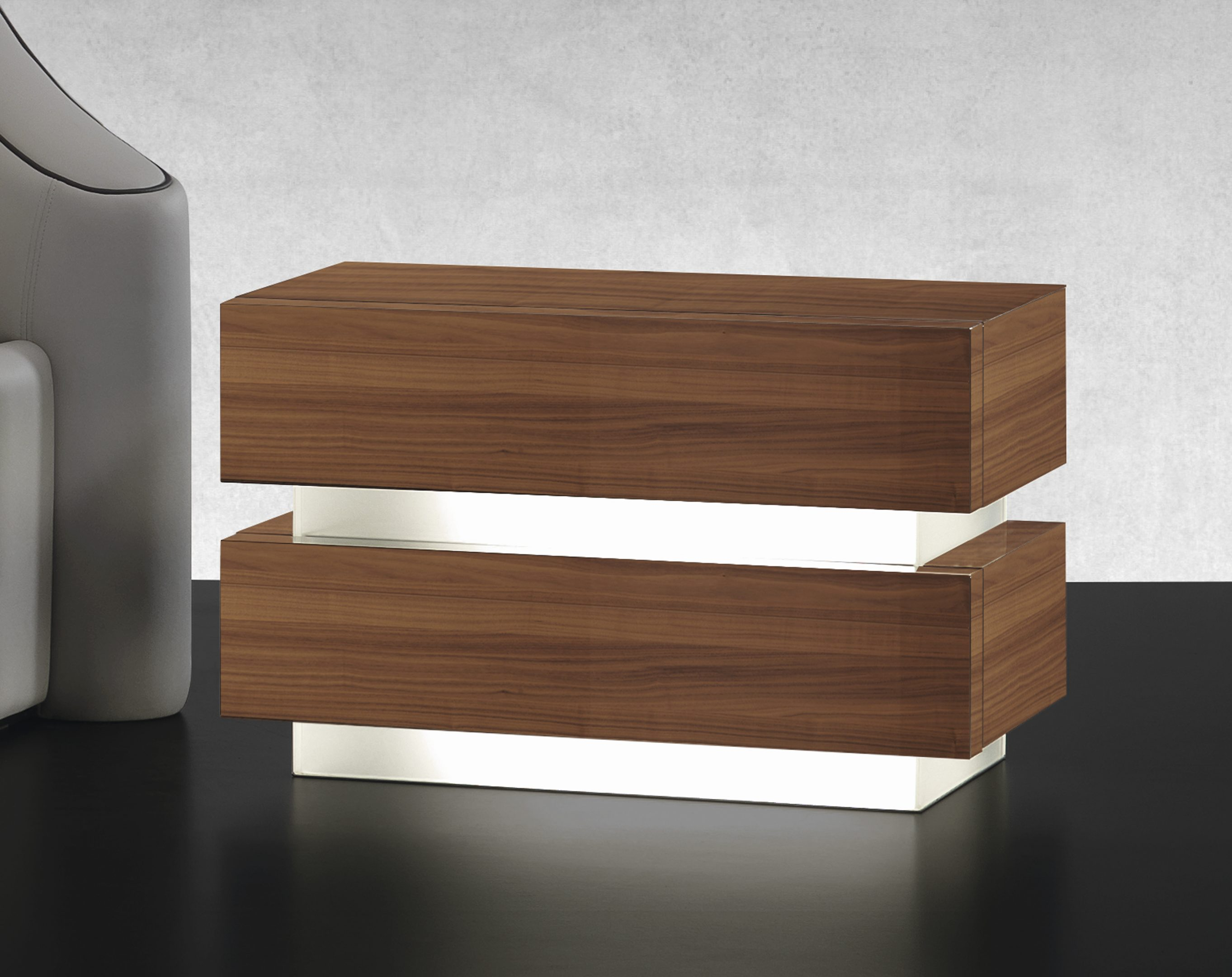 Luce Bedside table