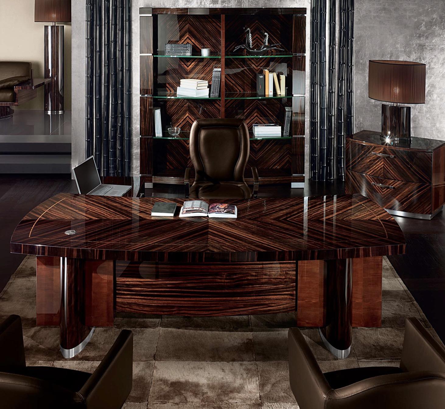 Luna Executive Desk