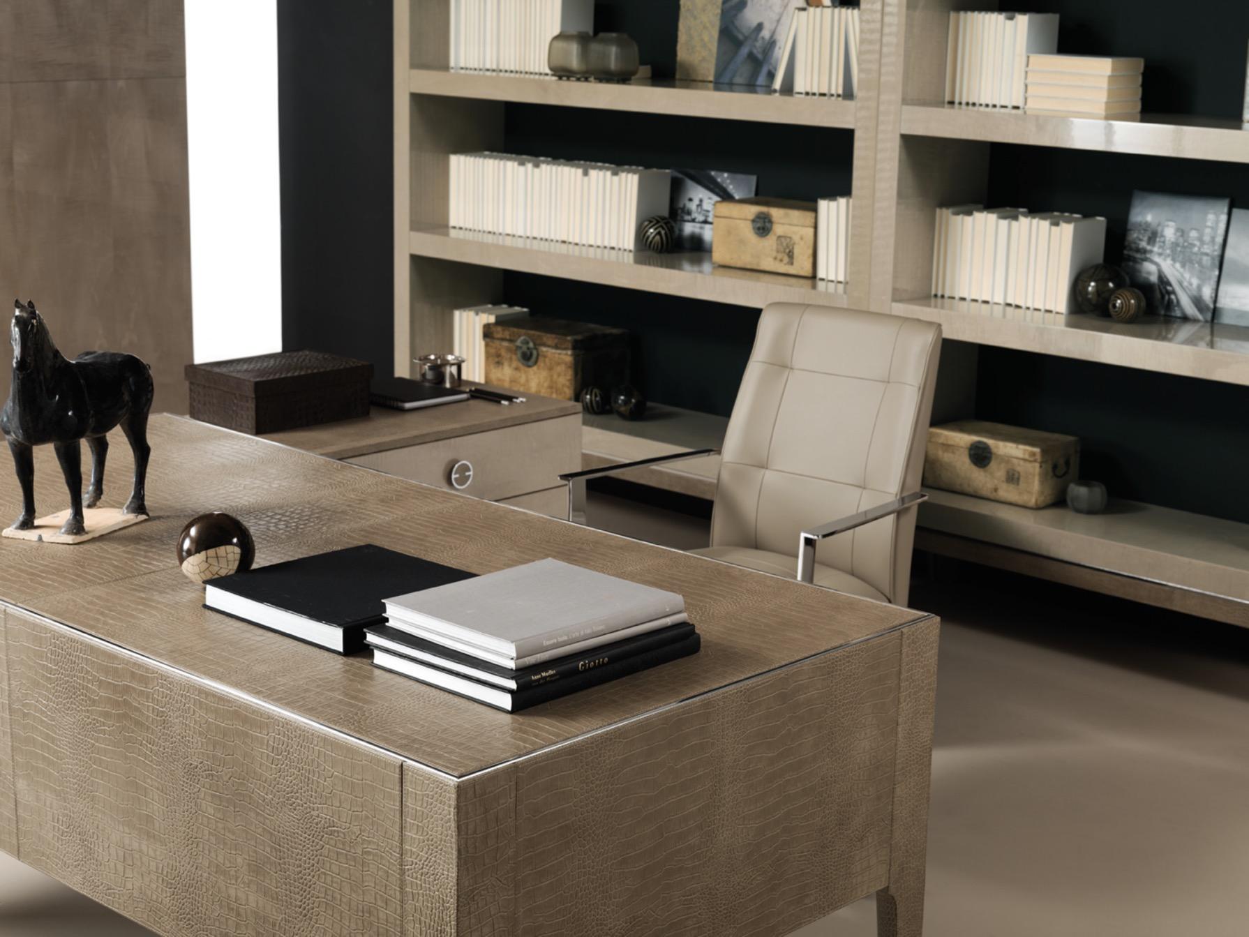 M Place Executive Desk