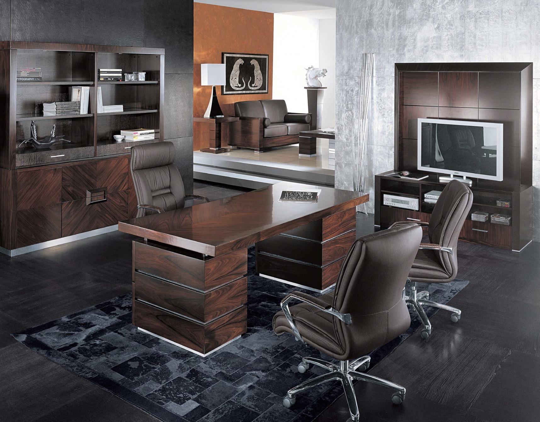 Paradiso Executive Desk