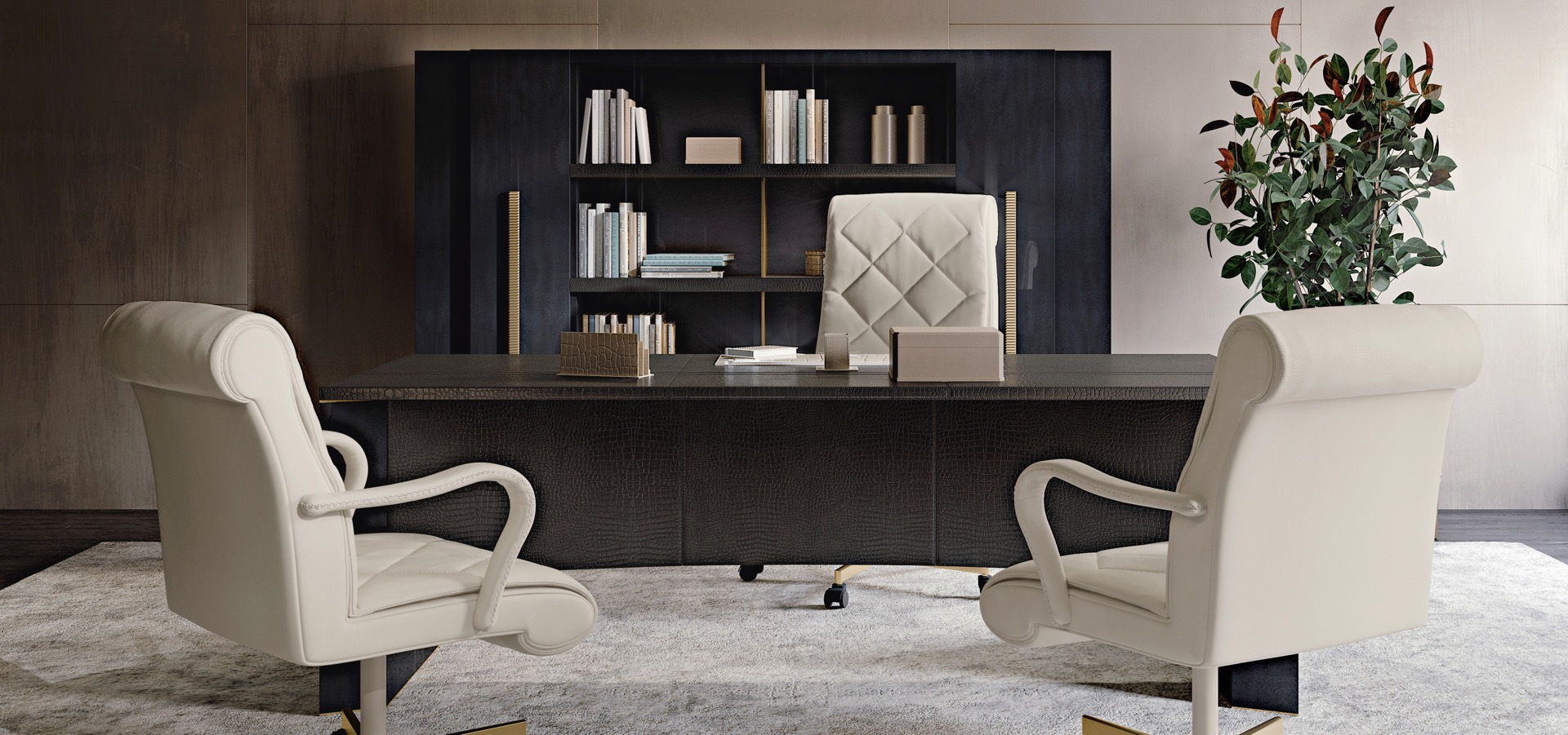 Secret Love Executive Desk