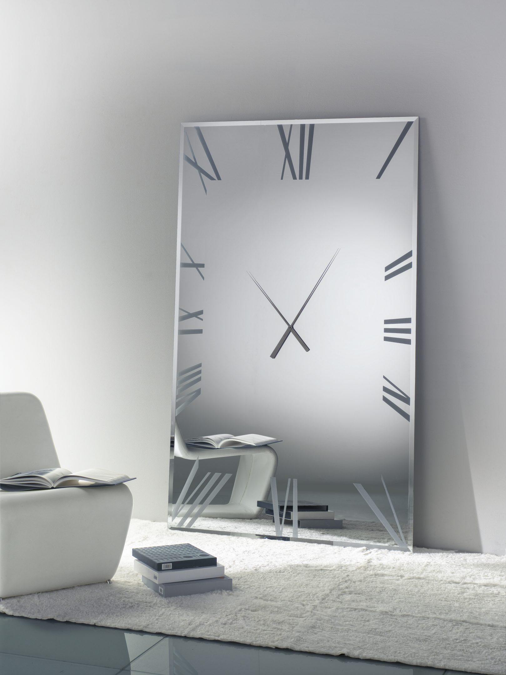 Titanium Floor Mirror