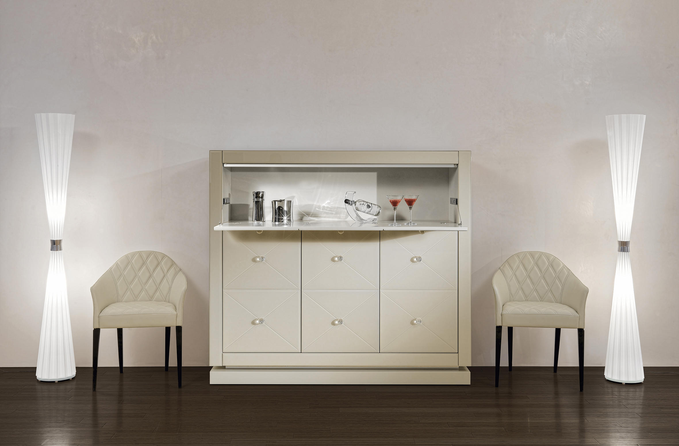 Avantgarde Cocktail Bar Cabinet