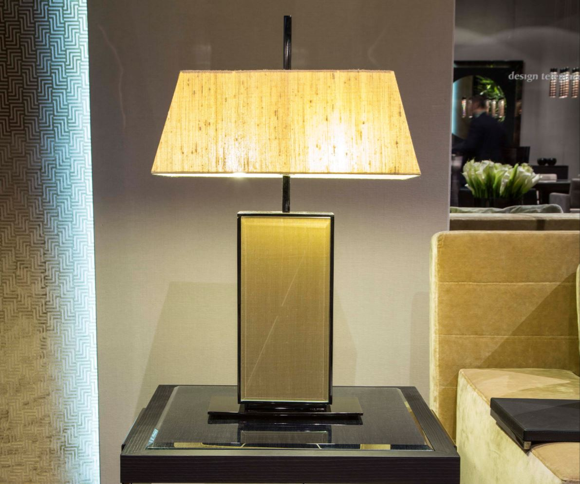 Black and More Table Lamps