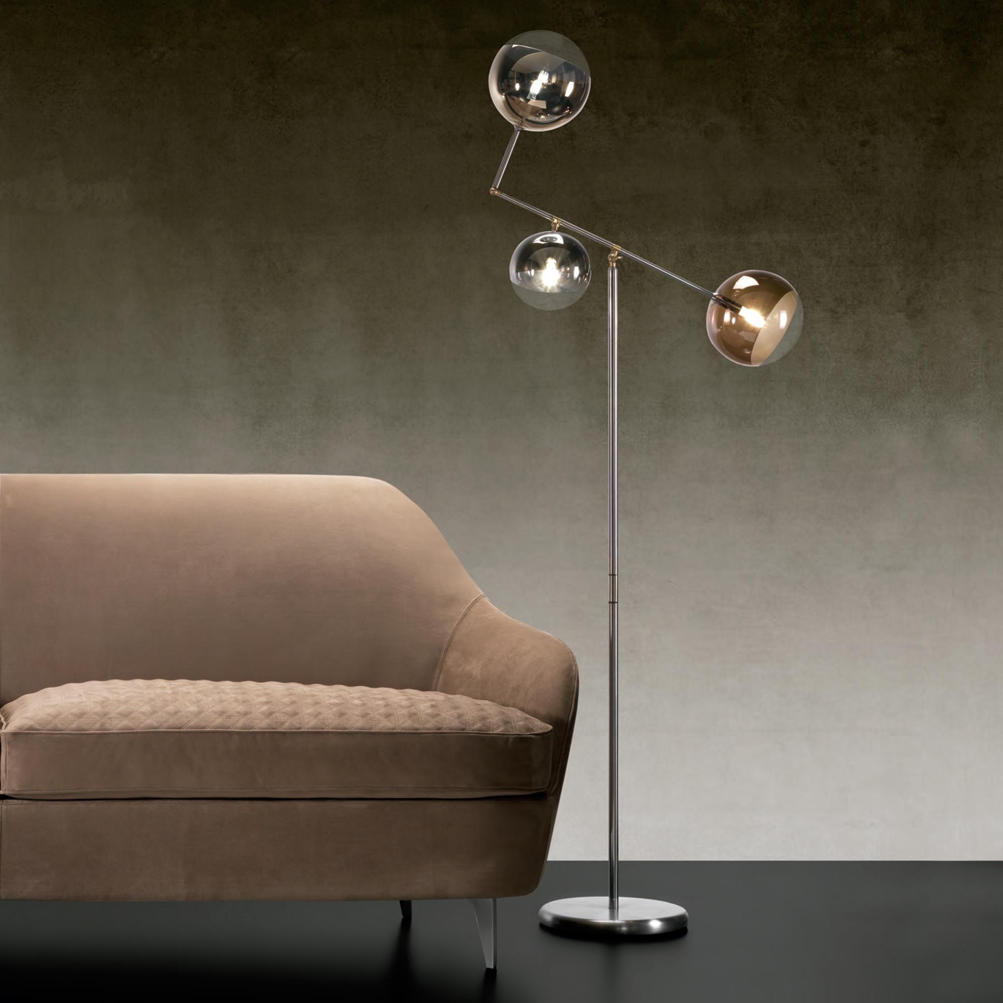 Bulles XL Floor Lamp