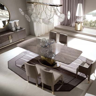 Infinity Rectangular Dining Table