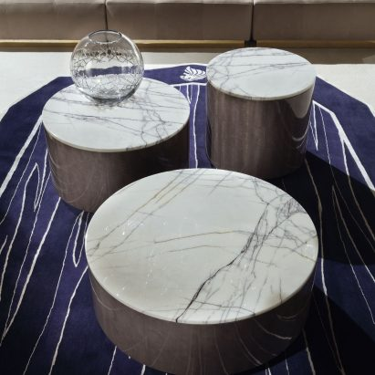 Infinity Round Coffee Tables