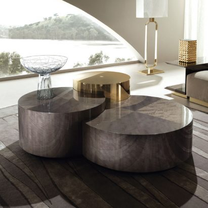 Infinity Triple Coffee Table