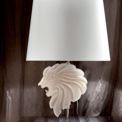 Lion Table Lamp