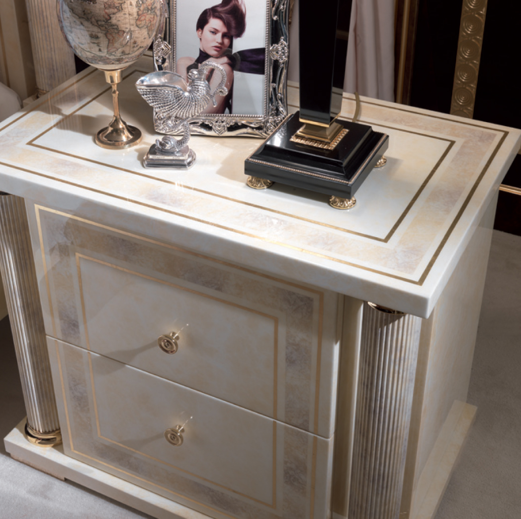 Magna Plus Bedside Table