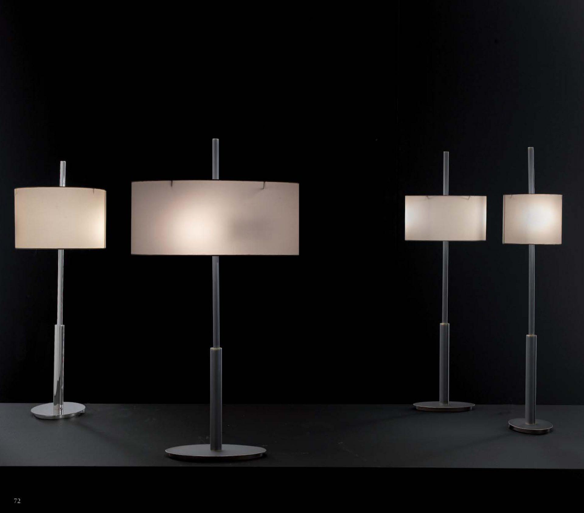 Solitaire Lamp