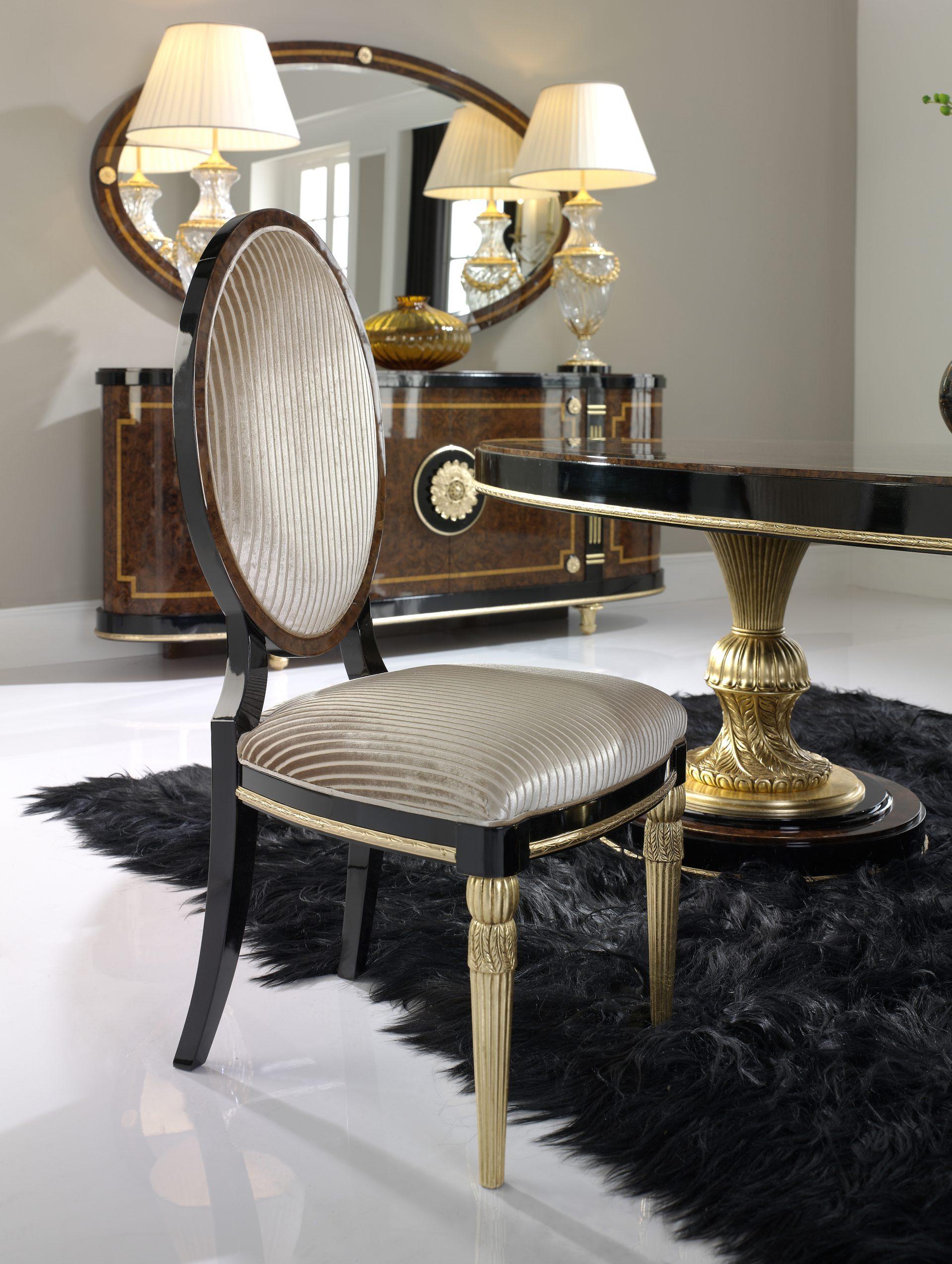Les Marais Dining Chairs