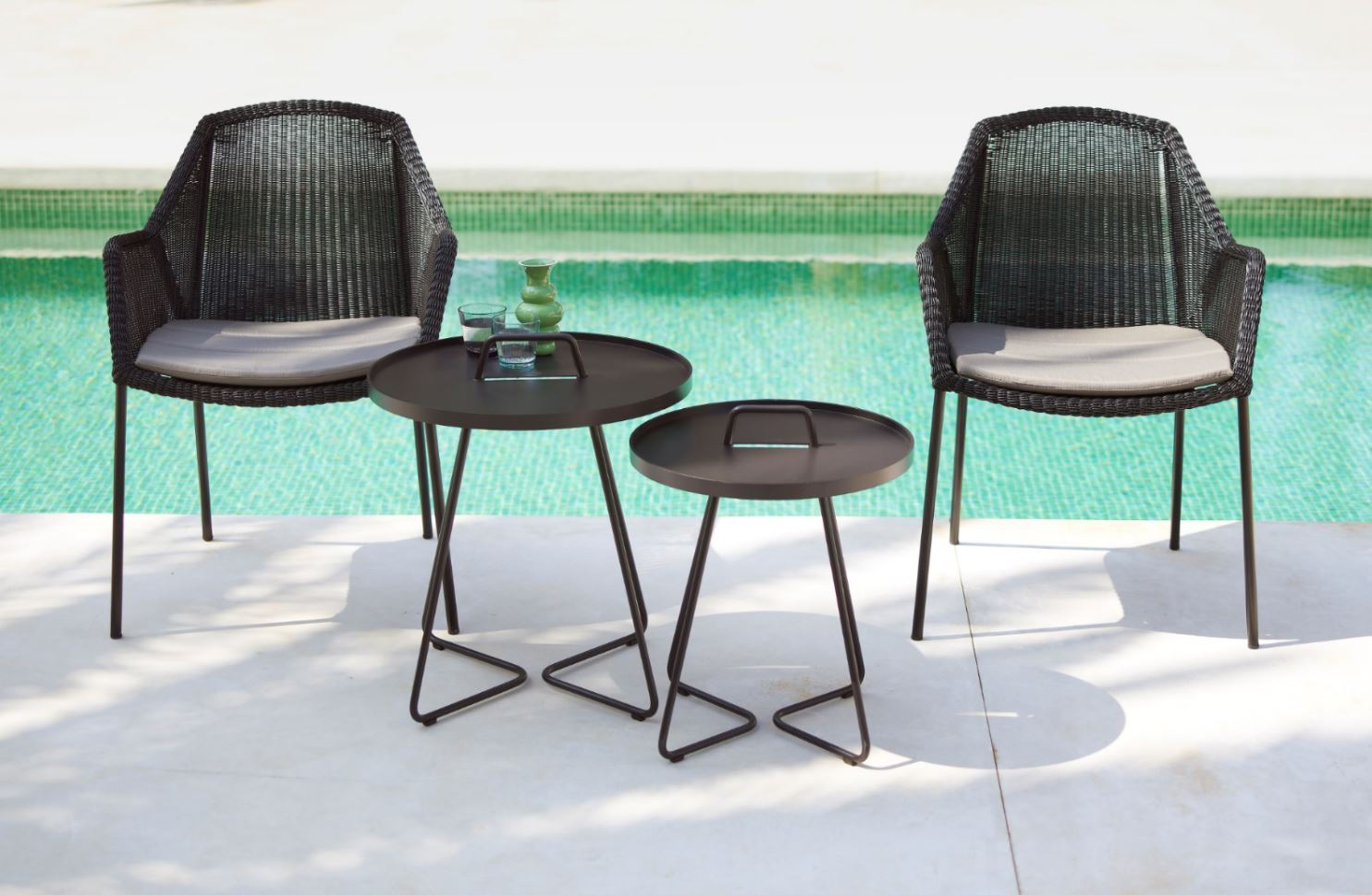 Breeze Dining Stackable Chair