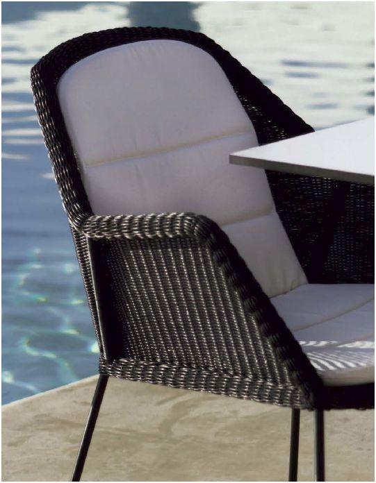 Breeze Sleigh Bar Chair