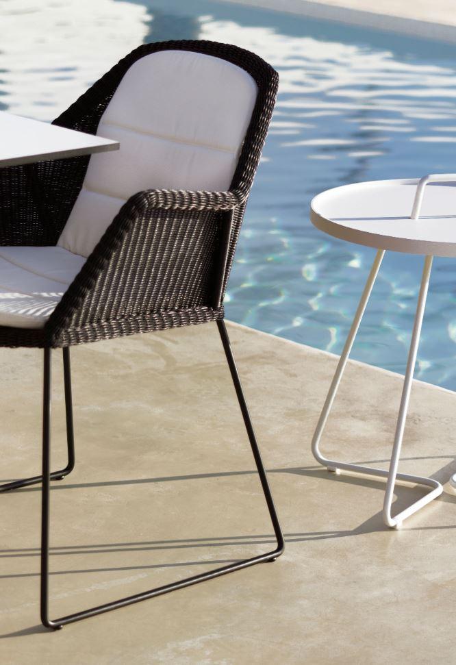 Breeze Sleigh Chair