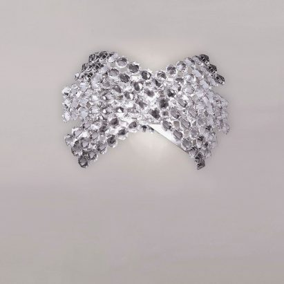 Diamante Wall Light